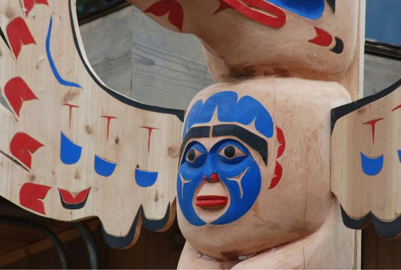 Totem Pole Installation