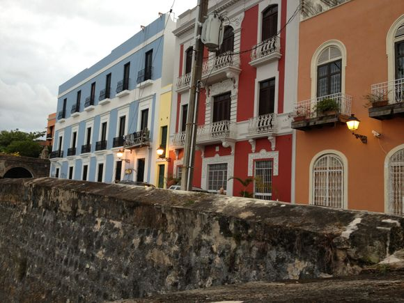 Old San Juan Preparing for Easter