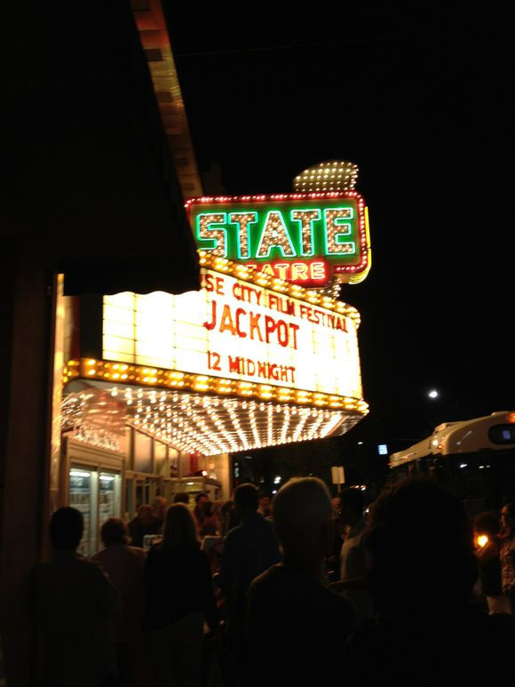 State Theater at Midnight!